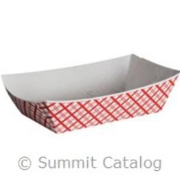 HUHTAMAKI INC Food Tray, HUHTAMAKI 2lb. Paper 4/250ct. Case