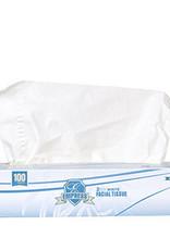 Empress Facial Tissue, Empress Flat Box 30/100ct. Case
