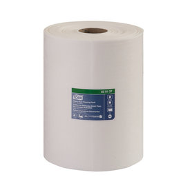 TORK Wipers, Tork (W1) Premium Industrial Heavy Duty Cleaning Cloth 1 Roll