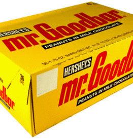 HERSHEY FOODS Mr. Goodbar 36ct