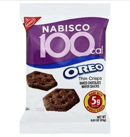 MONDELEZ GLOBAL LLC Oreos, Thin Crisp Cookie 100 Cal bag