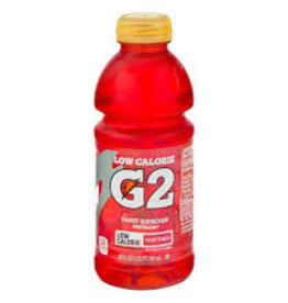 Gatorade G2 Gatorade Fruit Punch, 24/20oz. Case