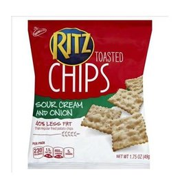 GENERAL MILLS GARDETTO'S Ritz Toasted Sour Cream and Onion 1.75oz.