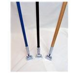 """Dust Mop Handle, 54"""" Lacquered Hardwood Handle Each"""