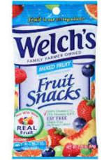 Welchs Fruit Snacks, Welch's Mixed Berry 2.25oz Bag