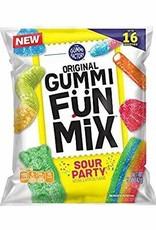 Promotion In Motion Fruit Snacks, Gummi Fun Mix Sour Party 4.25oz Bag