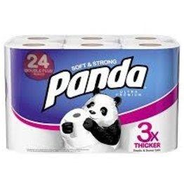Toilet Tissue, Panda 2-ply Ultra Premium  6/4ct Case