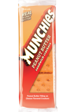 FRITO-LAY/CRACKER SNACKS Crackers, Munchies Peanut Butter Cracker 12/8ct. Case