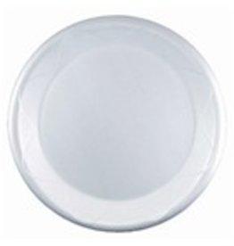 "Darnel Plates, 10.25"" Darnel Foam 125ct. Sleeve"
