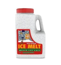 Scotwood Industries Ice Melt, Road Runner 12lb Jug