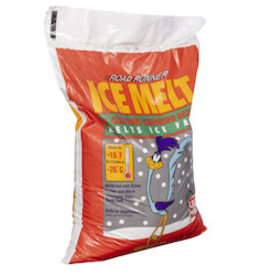 Scotwood Industries Ice Melt, Road Runner 50lb Bag