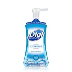 Dial Hand Soap, Dial Antimicrobial Foaming 15.2oz