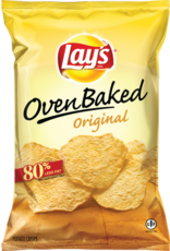 FRITO-LAY/LARGE SINGLE SERVE Baked Lays Regular LSS, 64ct. Case