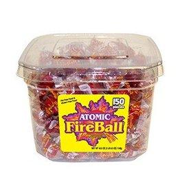 FERRARA PAN Atomic Fireball, 150ct. Tub