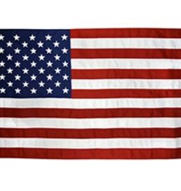American Flag Flags, 3'x5' American Flag (Nylon) Each