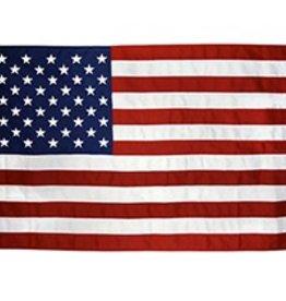 American Flag Flags, 6'x10' American Flag (Nylon) Each