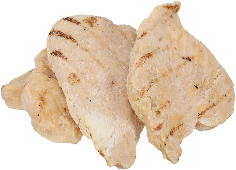 Chicken, Grilled Chicken Breast Filets  2/5lb. Case