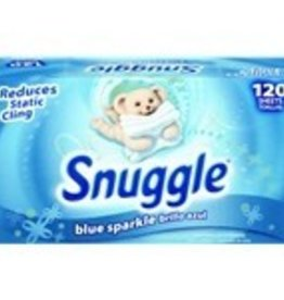 Fabric Softener, Snuggle White Sheets 6/120ct. Case