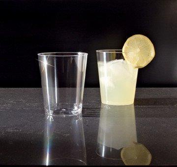WNA COMET Cups, 10oz. Plastic Clear Tumblers 20/25ct. Case