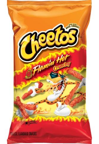 FRITO-LAY/LARGE SINGLE SERVE Cheetos Flamin Hot, LSS Bag