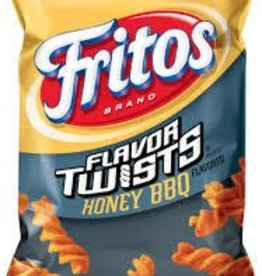 FRITO-LAY/LARGE SINGLE SERVE Fritos Flvr Twist Honey BBQ, LSS Bag