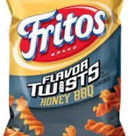 FRITO-LAY/LARGE SINGLE SERVE Fritos Flvr Twist Honey BBQ, LSS Bag