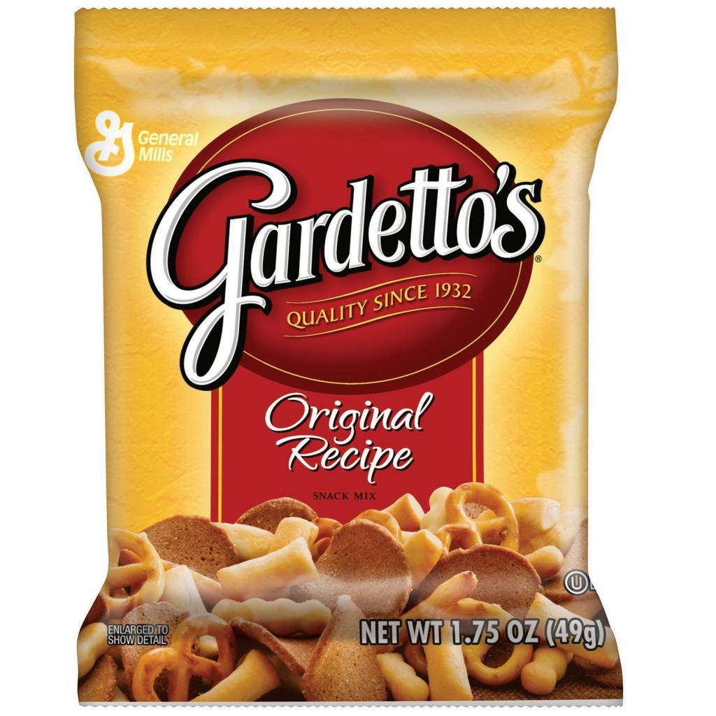 GENERAL MILLS GARDETTO'S Gardetto's Original, Bag