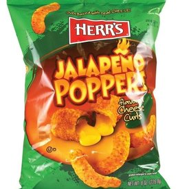 HERR FOODS INC Herrs Jalapeno Cheese Poppers, Bag