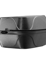 "Darnel Hinged Cont, 6"" Black Foam (G-1) 500ct. Case"