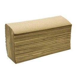 TORK Multifold Towels, Tork (H2) Natural 16/250ct. Case