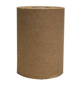 CELLYSOFT Roll Towel, Celly Soft Brown 6/800ft. Case