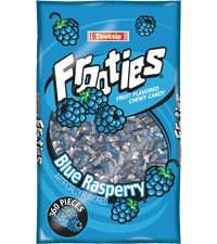 TOOTSIE ROLL Frooties, Blue Raspberry 360ct. Bag