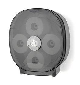 Palmer Fixture Dispenser, 4-Roll Carousel Tissue Dispenser