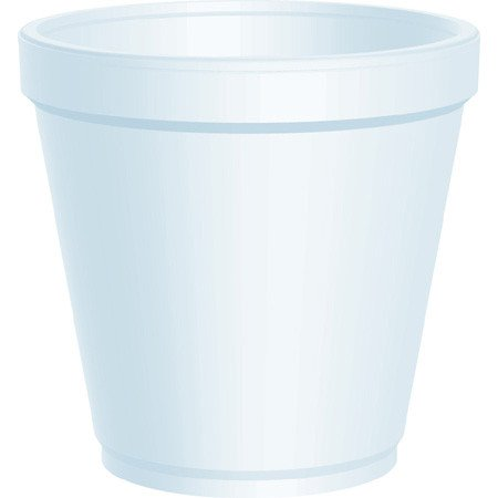 Dart Container Food Cont, 16oz Styrofoam (16MJ20) 25 ct. Sleeve