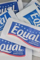Equal Equal Packets, 0 Calorie Sweetner 500ct. Box