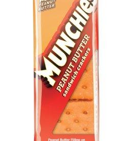 FRITO-LAY/CRACKER SNACKS Crackers, Munchies Peanut Butter Cracker 8ct. Box