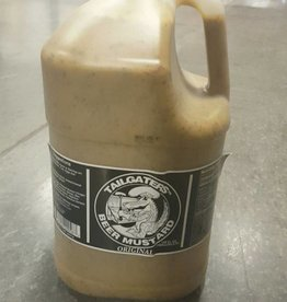 Tailgaters Tailgaters Beer Mustard Original 1 Gallon