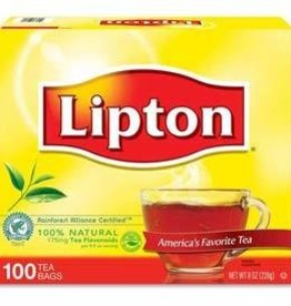 Lipton Tea, Lipton Tea Bags 100ct. Box