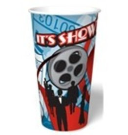 Dart Container Cups, 32oz. Cold Cup (DMR-32ST) 20/25ct. Case