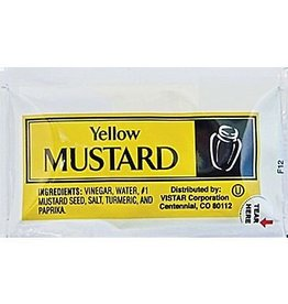 Vistar Mustard, Packets 200/4.5gm Box