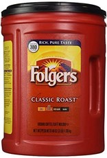 Procter & Gamble Folgers Classic Roast 48oz. Canister