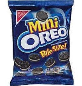MONDELEZ GLOBAL LLC Oreos, Mini Oreo Cookies, 60ct. Case