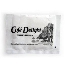 Diamond Crystal Sugar Packets, 2000ct. Case