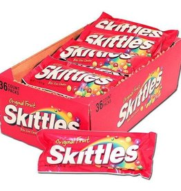 WM. WRIGLEY JR. COMPANY Skittles, Original 36ct. Box
