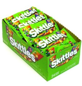 WM. WRIGLEY JR. COMPANY Skittles, Sour 24ct. Box,