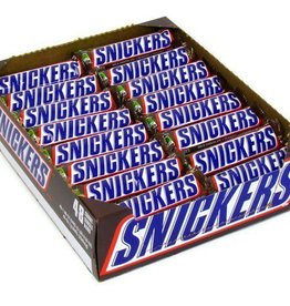 MARS CHOCOLATE NORTH AMERICA Snickers, 48ct. Box