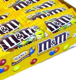 MARS CHOCOLATE NORTH AMERICA M&M Peanut, 48ct. Box