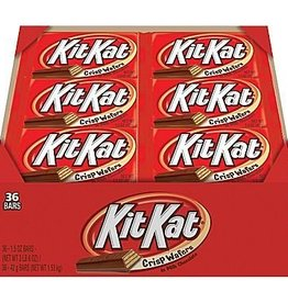HERSHEY FOODS Kit Kat, 36ct. Box
