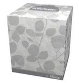Kimberly-Clark Facial Tissue, Kleenex Cube Box (21270) 36/95ct. Case