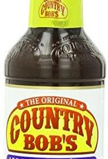 COUNTRY BOB EDSON'S Country Bob's All Purpose Sauce, 12/13oz. Case